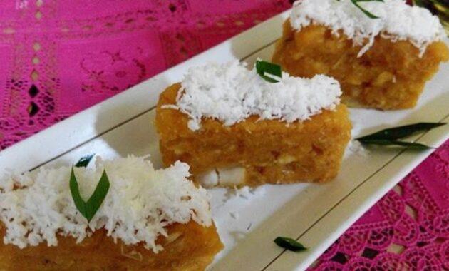 15 Makanan Khas Suku Sunda Asli Yang Unik Dari Singkong Hampir