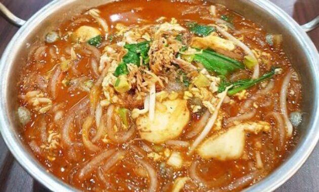 10 Makanan Khas Kalimantan Barat Aneka Masakan Bubur Pedas