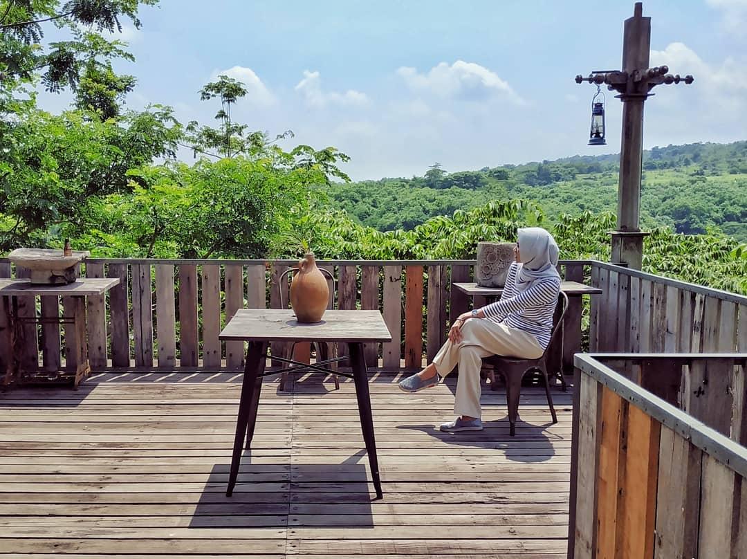 Tempat Wisata Bukit Gronggong Cirebon Jawa Barat, Lokasi ...