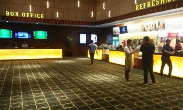 5 Bioskop Di Lampung Jadwal Film Cgv Transmart 21 Central