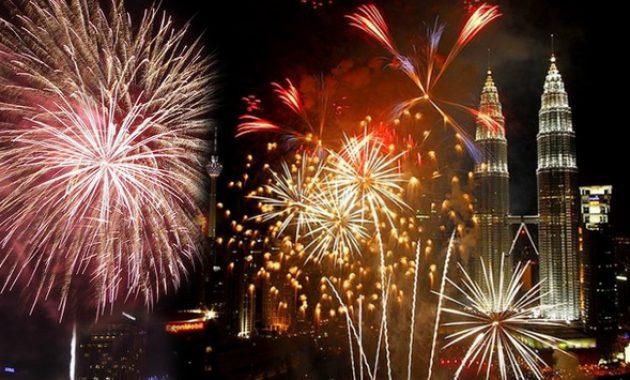 Merayakan Tahun Baru Di Kuala Lumpur Jangan Lewatkan 10