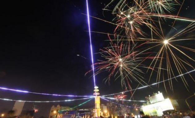 Tahun Baru Di Bandar Lampung Ada 6 Tempat Terbaik Untuk