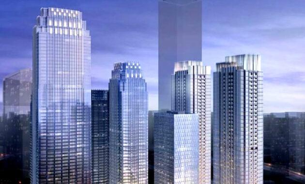 10 Foto Gedung Tertinggi Di Indonesia Daftar Rencana Pembangunan Paling Tinggi 2020 Jejakpiknik Com