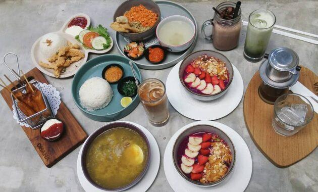 Review Ohana Cafe Semarang Daftar Menu Harga Makanan Restoran