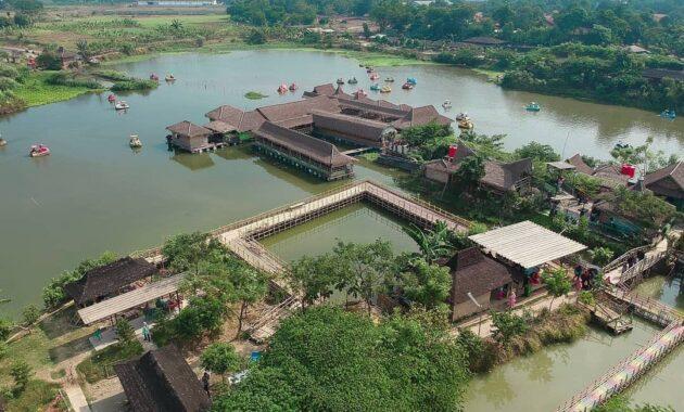 10 Gambar Taman Limo Jatiwangi Cikarang Bekasi Harga Tiket