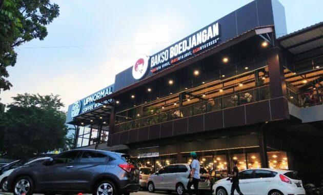Bakso boedjangan bintaro sektor 7 harga baru tangerang selatan banten 9 kota south city alamat di daftar menu dan foto no telp promo tempat
