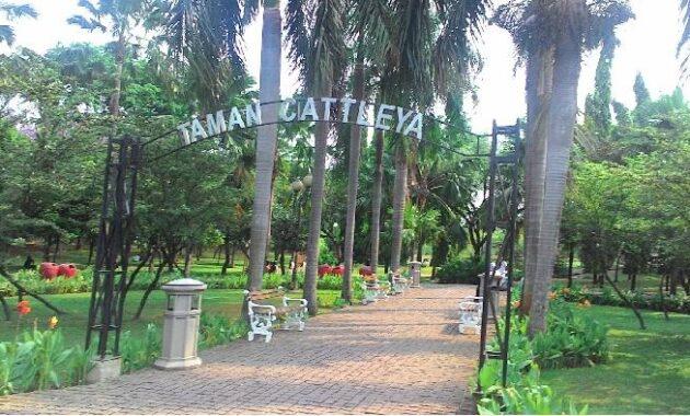 10 Taman Yang Ada Di Daerah Jakarta Barat Wisata Bermain Anak Bagus Murah Dekat Mall Jejakpiknik Com