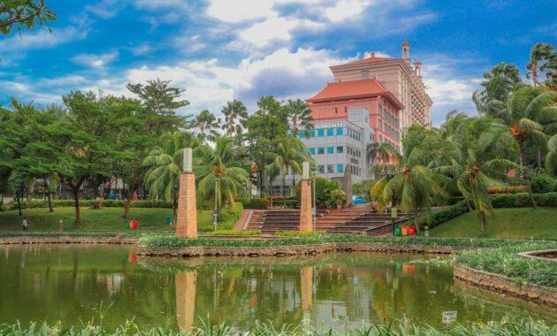 10 Foto Taman Ayodya Barito Harga Tiket Masuk Lokasi Jakarta Selatan Jejakpiknik Com