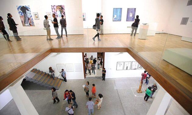 Tiket Masuk Semarang Contemporary Art Gallery, Jam Buka Alamat |  JejakPiknik.Com