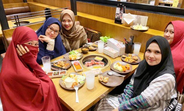 All you can eat jakarta utara murah restoran di makanan restaurant halal 2020 sushi daerah bbq buffet korean makan u tempat shabu